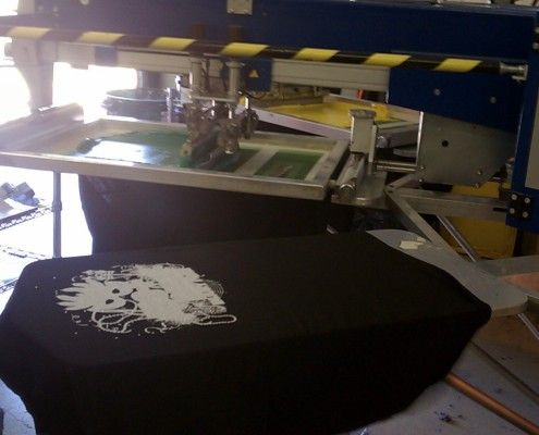 Screen Printer - Ace T-Shirts