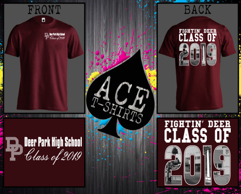 Ace T-shirts | Screen Printing