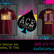 deer park high school class of 2019 ace tshirts