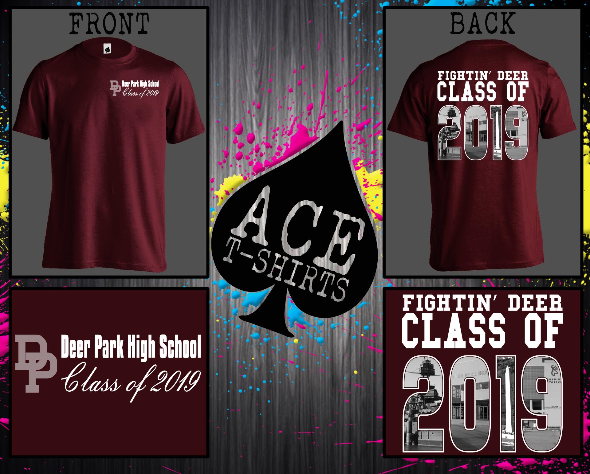 School Reunion Shirt Design Ideas